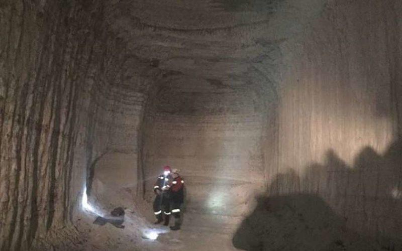 Вякутской шахте «Мир» из-за прорыва воды вопасности больше 60 рабочих