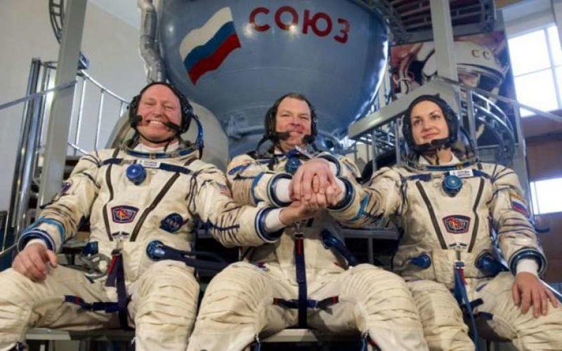 как себя ощущают астронавты послеприземления