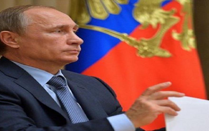 Владимир Путин-президент России
