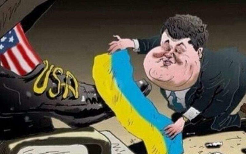 Карикатура на Петра Порошенко