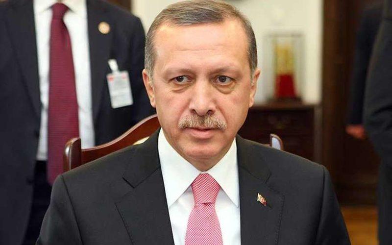 Тайип Эрдоган, президент Турции