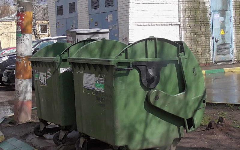 С 1 января 2017 года в коммунальных платежках появится новая строка: плата за вывоз мусора