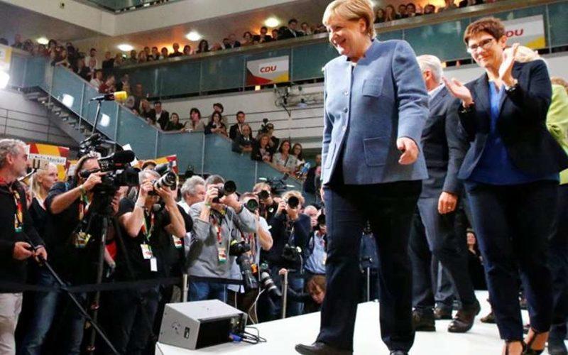 Выборы в Германии 2017 кто победил, результаты голосования