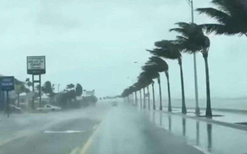 Ураган Ирма последние новости на 13.09.2017: где сейчас, куда движется
