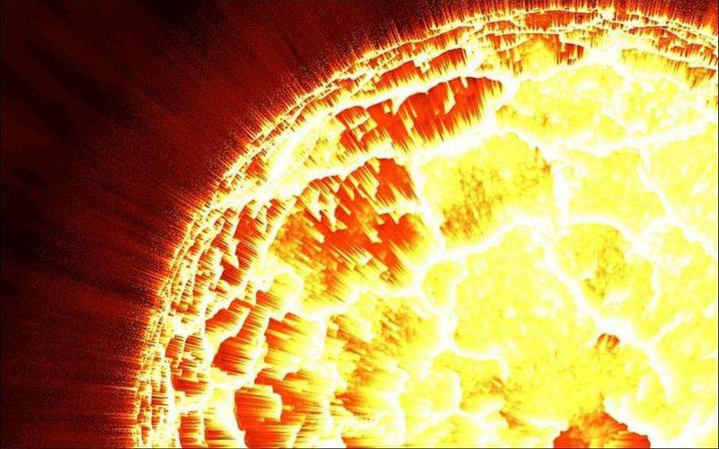 Вспышка на солнце 6 сентября 2017 — видео, последствия