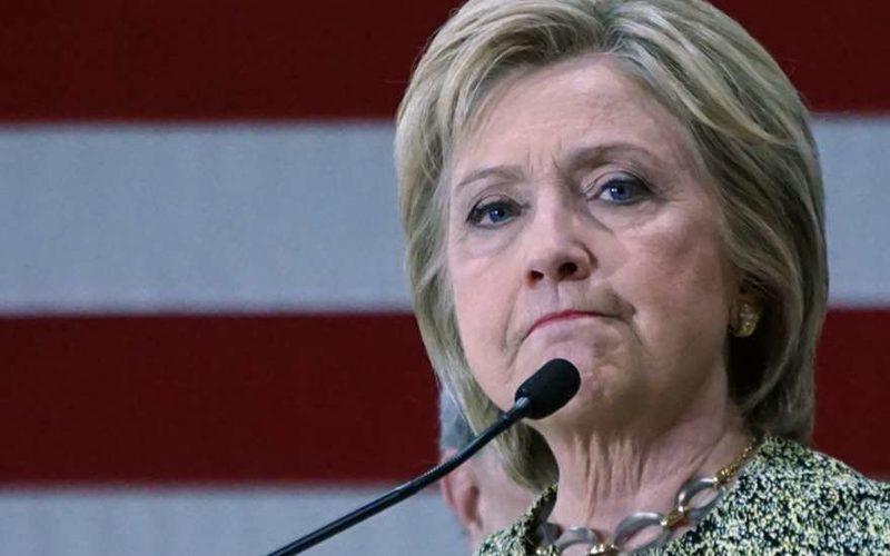 Хиллари Клинтон, кандидат в президента США