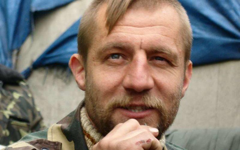Депутат Верховной Рады Михаил Гаврилюк