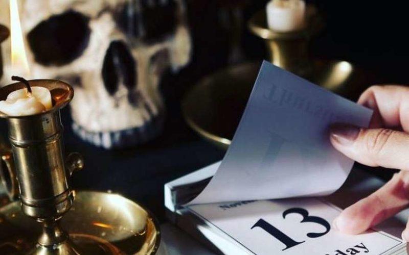 Пятница 13 октября 2017: приметы и суеверия