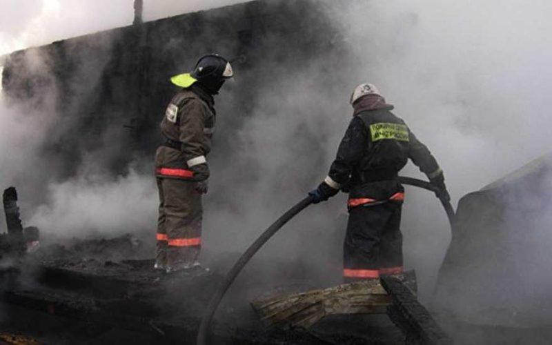 Прокуратура назвала возможную причину пожара в Свердловской области