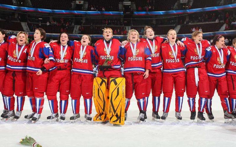 ХоккеисткиРФ выиграли все 6 матчей склубами NWHL, победив «Метрополитан Риветерс»