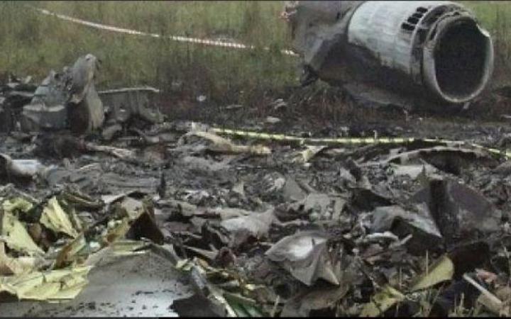Авиакатастрофа в Казани - ВИДЕО падения Боинг 737