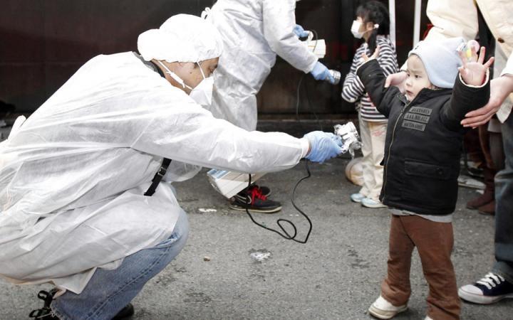Рак щитовидки нашли у 26 детей из 360 тысяч, обследованных в Фукусиме
