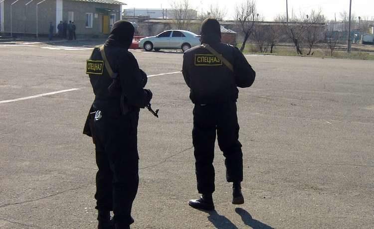Мужчина с поясом смертника задержан на Ставрополье