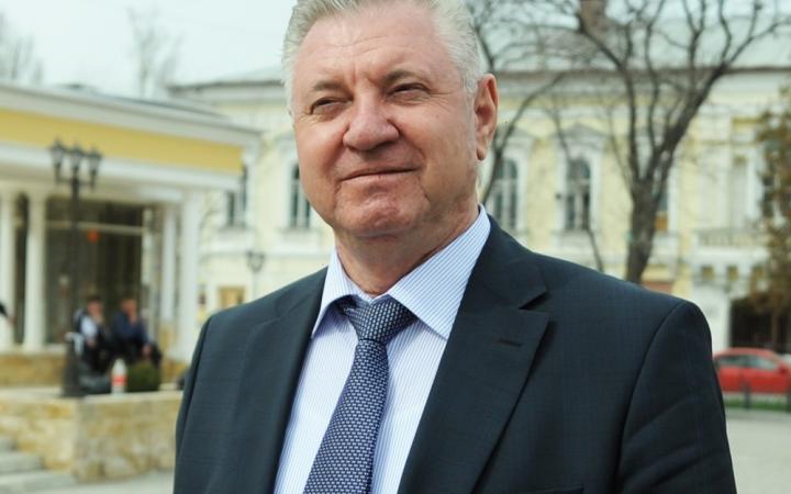 Мэр Астрахани доставлен в СИЗО  Москвы