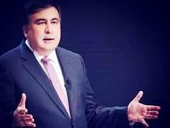 Скандал на ТВ: Саакашвили заявил, что украинцы не считают Россию агрессором