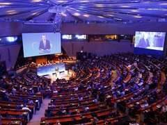 СМИ: Саакашвили оконфузился на конгрессе в Мальте