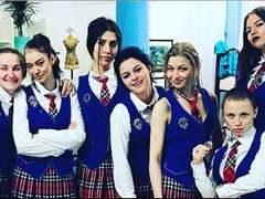 Пацанки 2 сезон 6 серия (на русском) смотреть выпуск от 21.09 17 (Пятница)
