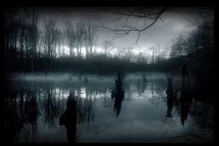 Земля погрузилась во тьму