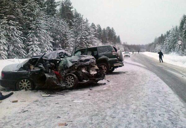 авария уфа Toyota Crown житель кемеровской области #2