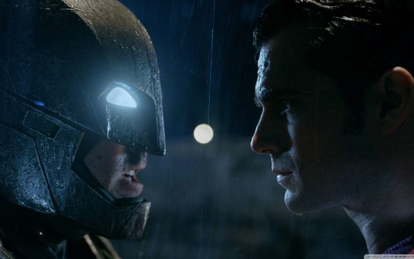 Бэтмен против Супермэна