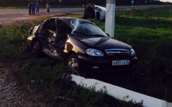 ДТП за прошедшие сутки на дорогах России