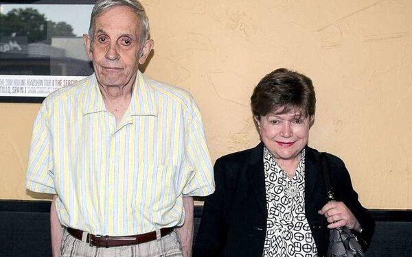 Джон и Алисия Нэш погибли в автокатастрофе в Нью-Джерси