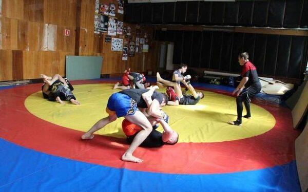 Панкратион Хабаровск 2015: спортсмены готовятся к Кубку мэра