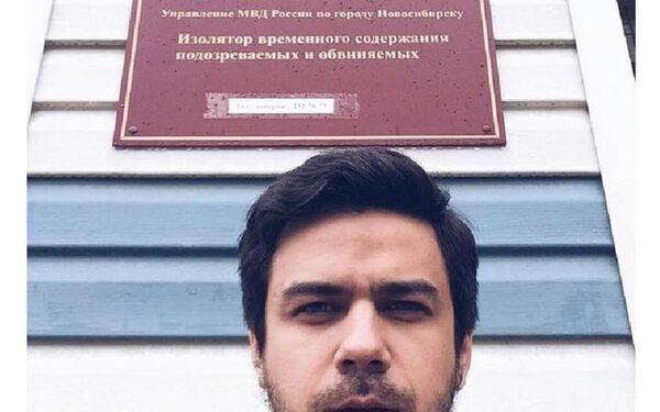Автор «Монстрации 2015» в Новосибирске Лоскутов намерен «пробиться» в политику чтобы «отомстить» мэру