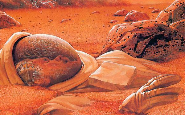 Астронавт мёртв