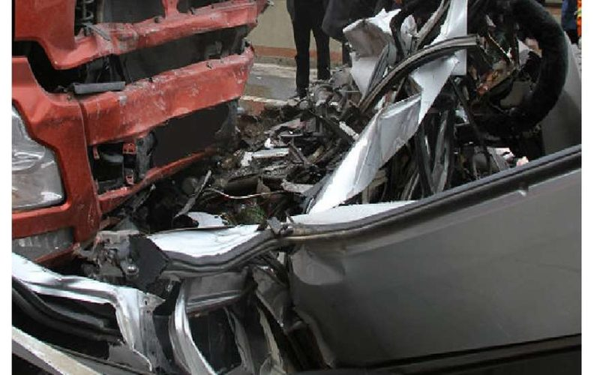 В Вяземском районе на трассе М-1 в ДТП погибли 6 человек