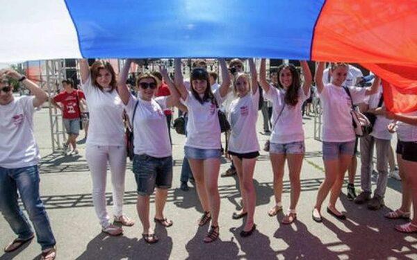День России в Новосибирске