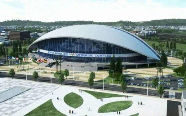 Европейские игры 2015 Баку