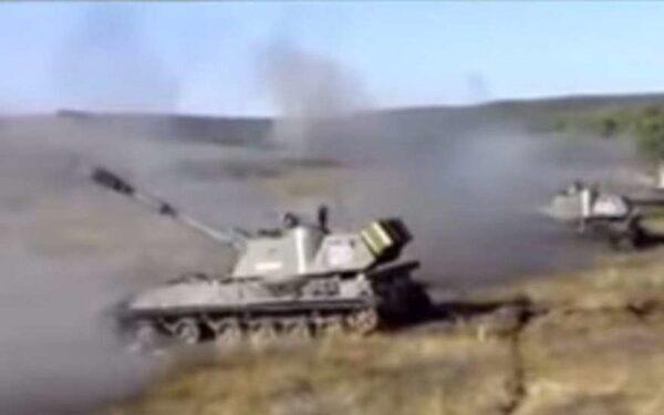Атака на Горловку захлебнулась