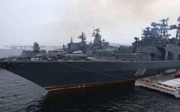 День Северного флота сегодня отмечают в России