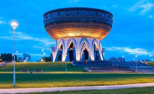 Достопримечательности Казани — центр семьи Казан «покажет» весь город