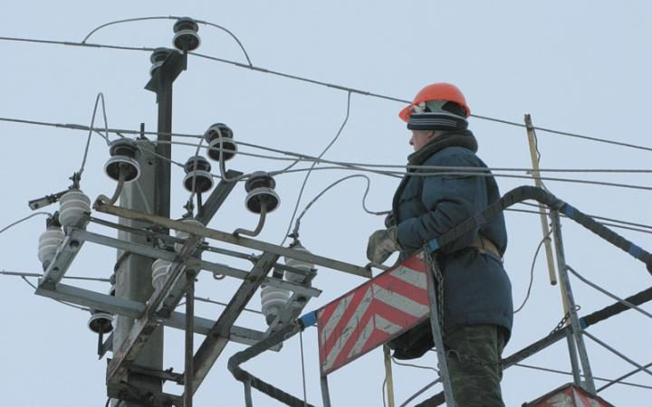 Авария на электросети