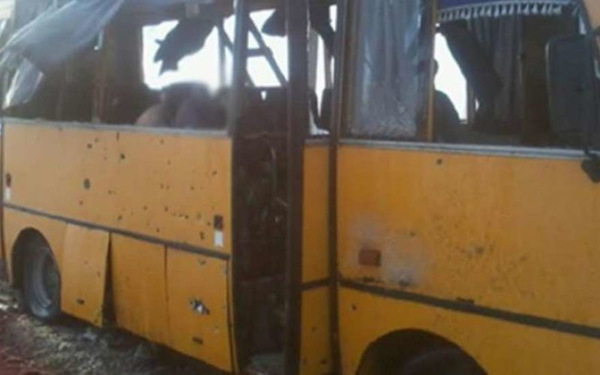 РФ от ОБСЕ будет требовать расследования обстрела автобуса