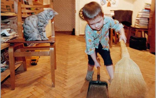 самостоятельность, позволяет ребенку научиться принимать решения