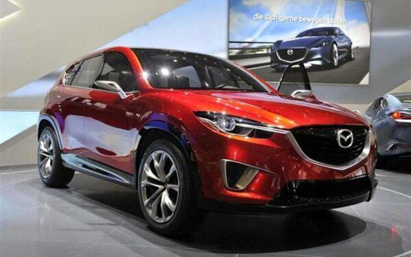 В феврале на российский рынок выйдут обновленные Mazda 6 и CX-5