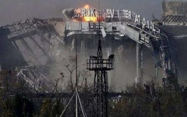 аэропорт донецка после разрушения