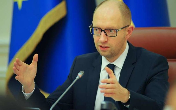 Яценюк требует созвать Совбез ООН из-за обстрела Мариуполя