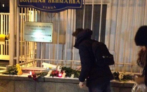 посольство франции в москве 7 января