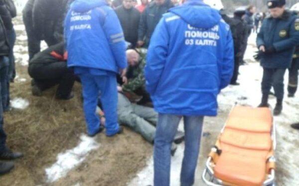 В Подмосковье погиб водитель квадроцикла