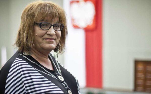 Анна Гродска транссексуал будет баллотироваться на пост президента Польши