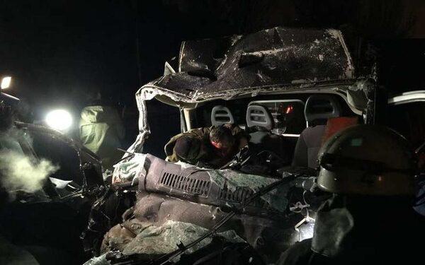 Снаряд попал в автобус в Донецке, есть жертвы