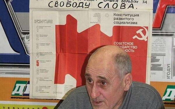 В Махачкале умер известный советский диссидент Вазиф Мейланов