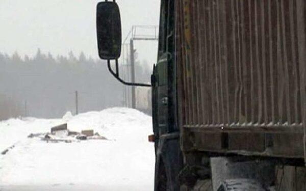 На трассе Елабуга- Пермь погибла молодая женщина