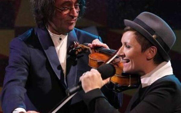 Совместный концерт Башмет и Арбенина