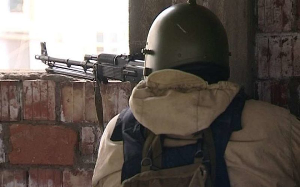 В Дагестане убиты двое бандитов, открывших огонь по полицейским