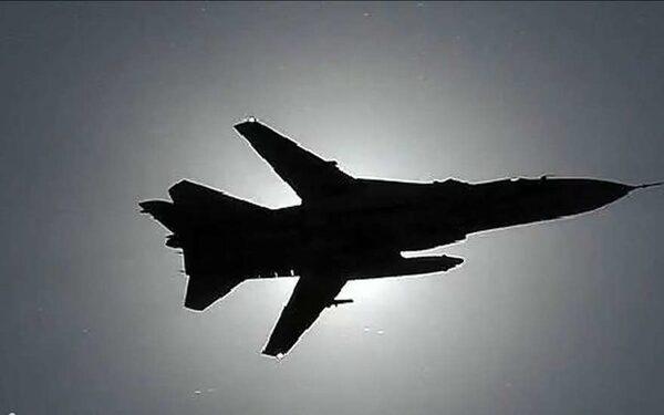 Горловка: бомбардировщики СУ-24 из Украины кружат над городом